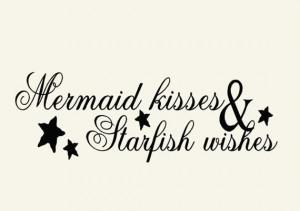 ... Mermaid Bathroom Decor, Mermaid Parties, Beach Decor, Mermaid Quotes