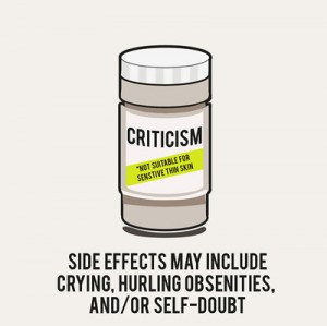 How to Handle Criticism – part three of three