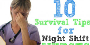 Top 10 Stress-Busting Tips For Night Shift Nurses