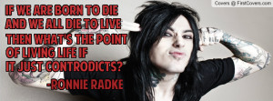 the drug in me is you - ronnie radke cover