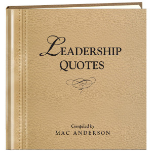 Leadership Quotes Book (781123)