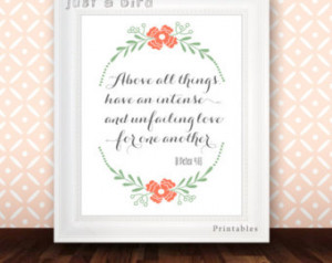 Christian Marriage Quotes And Sayings Wall decor marriage quote,