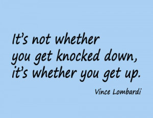 Vince Lombardi Wall. Best Deals Vince Lombardi Wall Quote Football ...