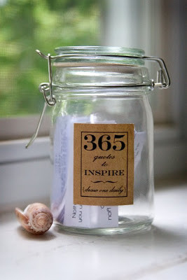 ... lettered cottage creation the quote jar like our good jars each quote