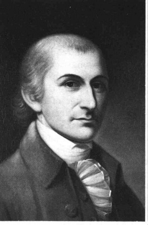 ... John Jay (America's first Supreme Court Chief Justice and Co-Author of