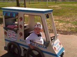 Dad Builds Wheelchair Ice Cream Truck