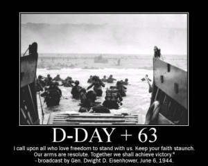 Today in History: World War II: Battle of Normandy Begins