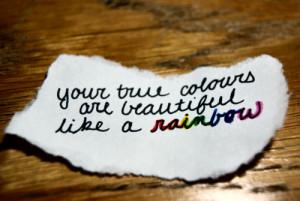Daily Gem: True Colors