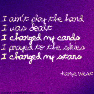 Kanye west life quotes wallpapers
