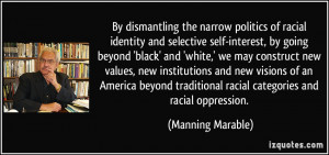 More Manning Marable Quotes