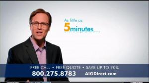 AIG Direct TV Spot, 'Quotes' - Screenshot 8