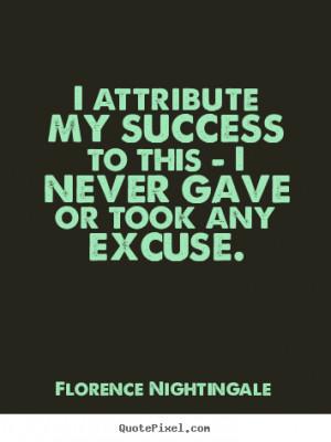 nightingale success quote prints design your own success quote graphic