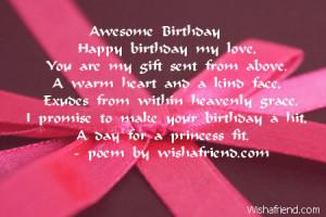 Awesome Birthday Happy birthday