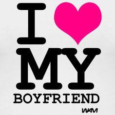 Love My Boyfriend Quotes (20)