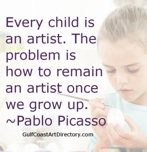 quotes about artist and art