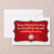 Polar Express Quote Greeting Cards (Pk of 20) for