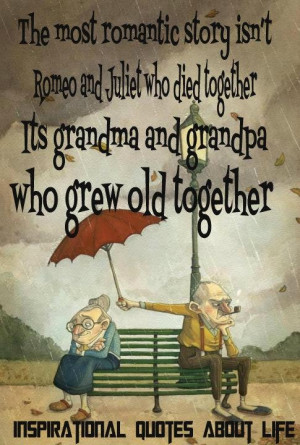 Growing old quotes