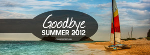 Goodbye Summer Quotes for Facebook