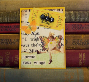 ATC with fairy flying a butterfly Find my Lowest flights rate