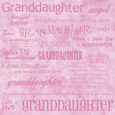 Daughter Scrapbook Quotes Stickers For Scrapbooking