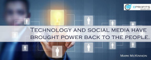 Technology Quotes Positive Quote about life - mark