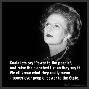 15 Of The Best Margaret Thatcher Quotes In Pictures