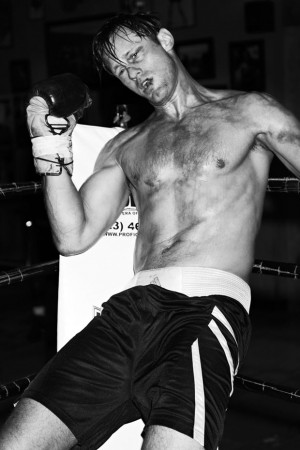 Alexander Skarsgard was shot by Matthew Brookes for M magazine getting ...