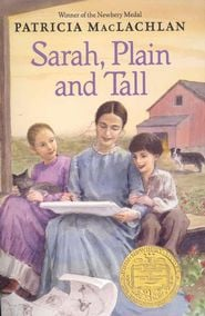 Sarah, Plain and Tall, Softcover - By: Patricia MacLachlan