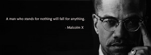 Malcolm X facebook cover photo