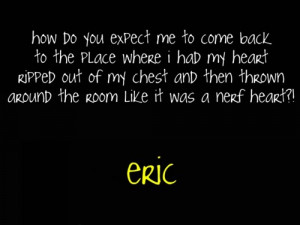 Boy Meets World Eric Quotes