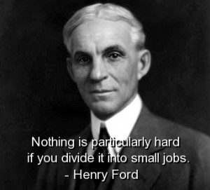 henry ford leadership behavior Henry ford on leadership h enry ford was born 150 years ago, three weeks after the battle of gettysburg on july 30, 1863 at 16 left the farm to develop his skills taking an apprenticeship as a machinist in detroit.