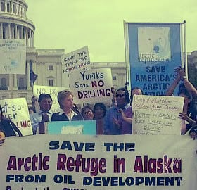 View all Drilling Arctic Refuge quotes