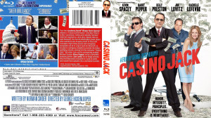 Casino is a Academy Award Nominated 1995 crime drama film. Sam
