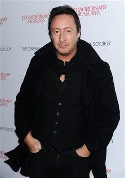 ... Photo from AP Photo - Julian Lennon News, photos, topics, and quotes