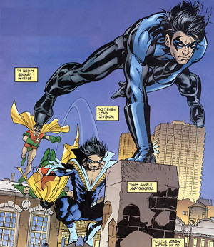 nightwing dc comics dick grayson character profile