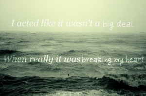 quote sea n sky text