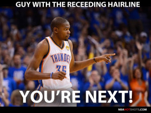Kevin Durant Memes | NBA Memes Official Website of BBallOne.com