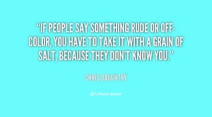 how to deal with rude people treat people with politeness