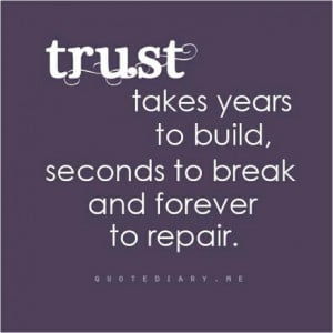 Trust quote, trusting quotes, trust quotes love , love and trust quote ...