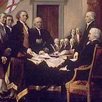 ... John Adams, Thomas Jefferson, John Jay, James Madison, and Alexander