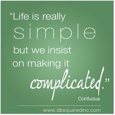 Simply Amazing: 10 Quotes on the Art of Simplicity in Business wp.me ...