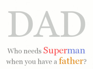 Below are some great funny quotes to help celebrate Father's Day.