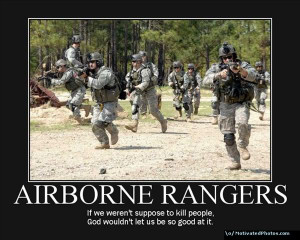 Army rangers Image
