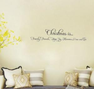 font-b-Christmas-b-font-Holiday-Family-font-b-Friends-b-font-Hope-Wall ...
