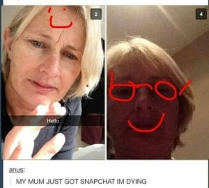 funny-mom-snapchat