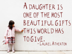 Dad Quotes From Daughter Cute Father quotes graphics