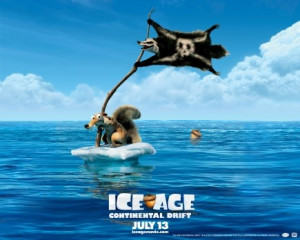 Ice Age Continental Drift Quotes