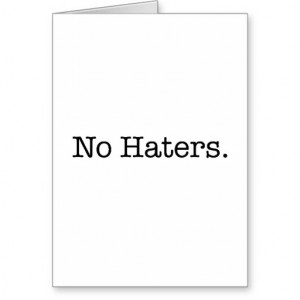 Black And White Instagram Quotes About Haters