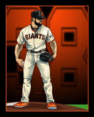 Brian Wilson - SF Giants by