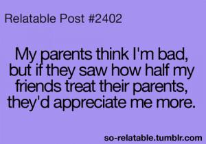 true true story parents teen quotes relatable so relatable